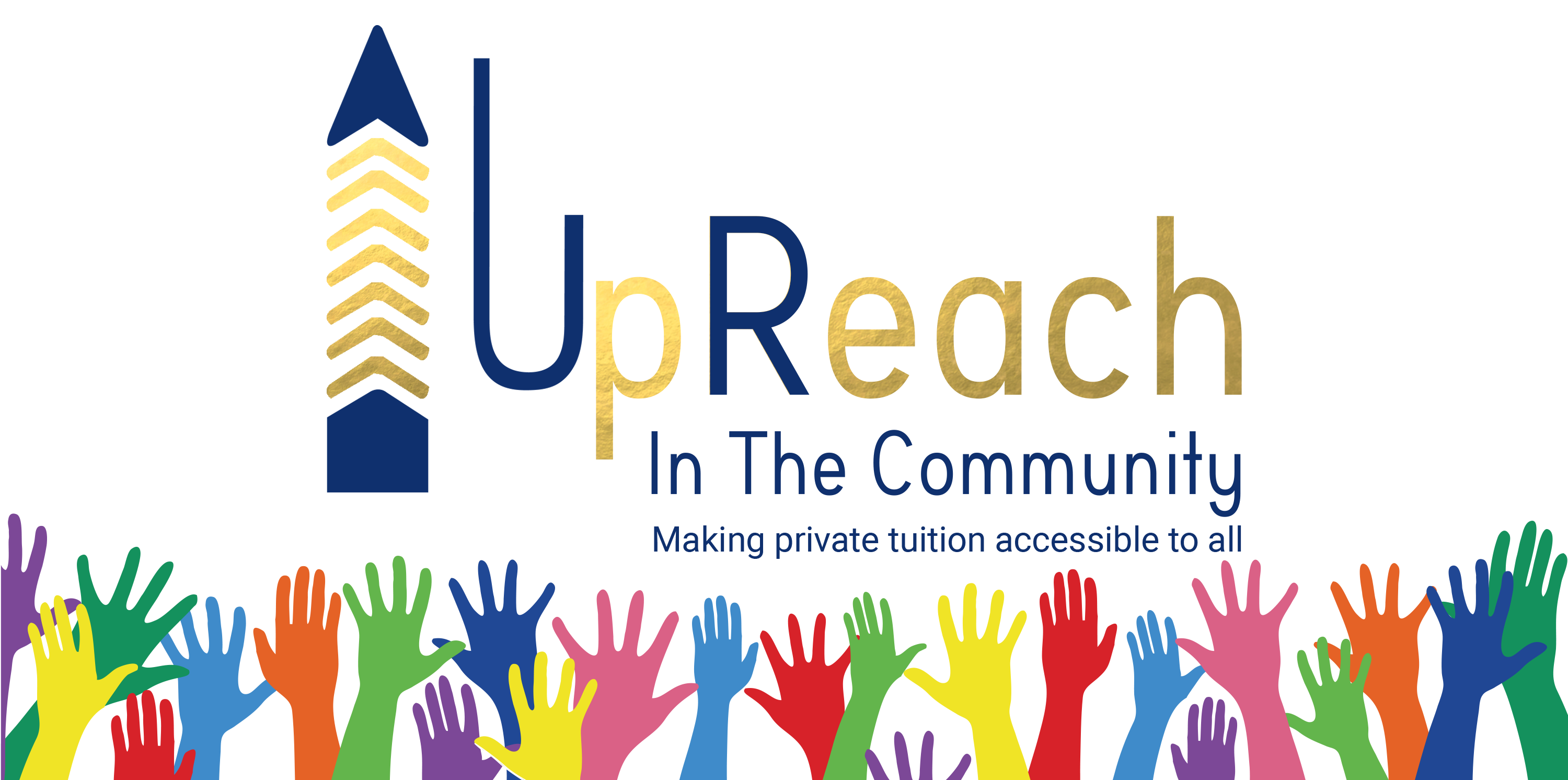 UpReach in the Community logo