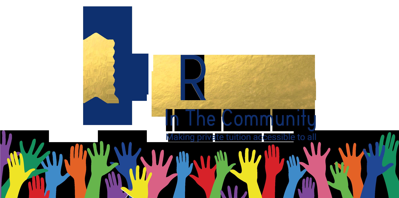UpReach in the Community logo